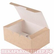 Упаковка ECO Fast Food Box L 150x91x70 мм